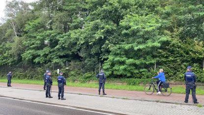 Klopjacht op drie inbrekers in Lindenbos in Aartselaar
