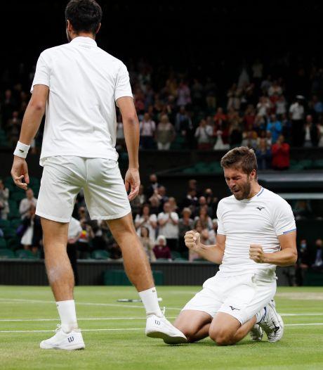 Ongenaakbaar Kroatisch duo Mektic/Pavic zet kroon op topjaar met dubbeltitel Wimbledon