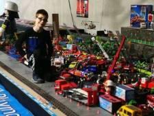 Jayden uit Rijen ziet honderden Playmobil-poppetjes verloren gaan bij ongeluk in Driebergen