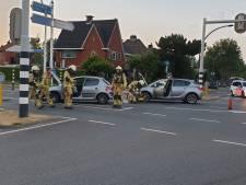 Automobilist gaat er te voet vandoor na aanrijding in Hengelo