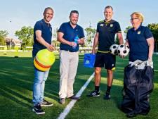 Voetbalclub Spirit in Polen: trainen, spelen en... naar Auschwitz