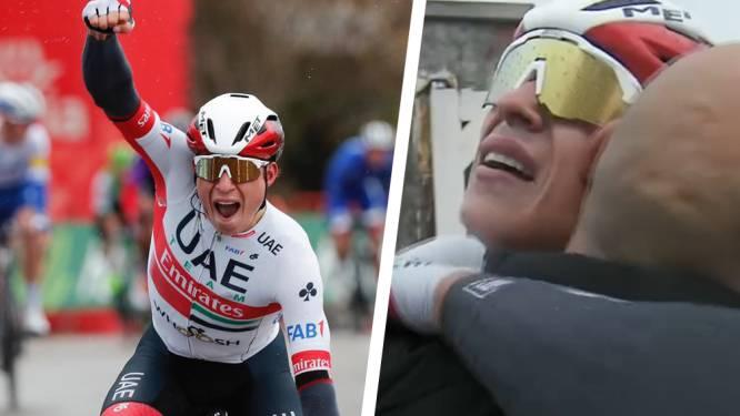 Derde Belgische zege in Vuelta! Emotionele Philipsen pakt eerste overwinning in grote ronde na fenomenale sprint