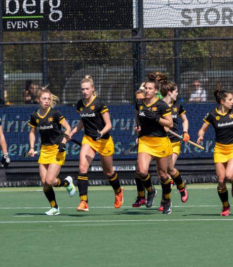 Hockeysters HC Den Bosch naar 23ste opeenvolgende finale van de play-offs