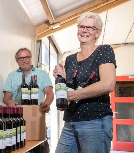 Edese wijn van Betuws fruit gaat onder de digitale hamer
