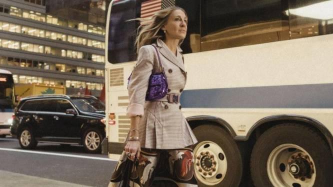 De iconische lievelingshandtas van Carrie Bradshaw in 'Sex and The City' is dit jaar weer hipper dan hip