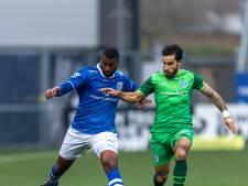 Strijdend FC Den Bosch buigt in eerste wedstrijd onder De Gier voor De Graafschap