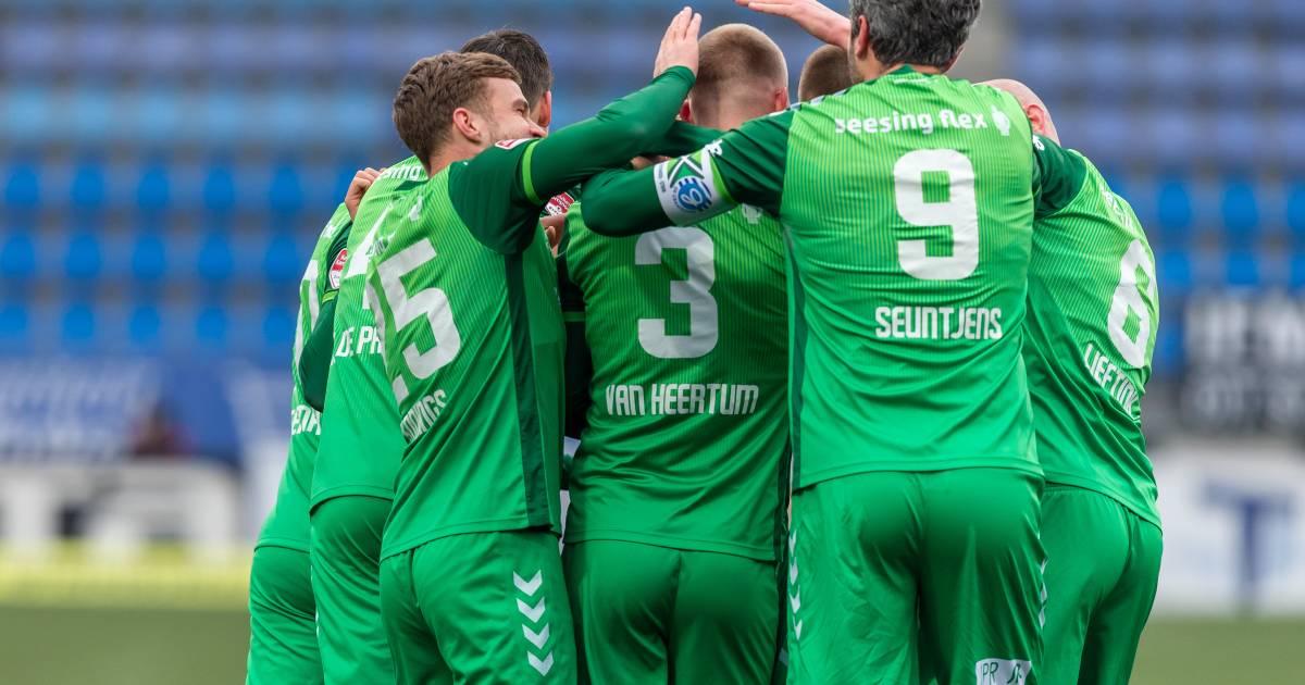 Scorende verdedigers loodsen De Graafschap naar moeizame zege op FC Den Bosch - De Gelderlander