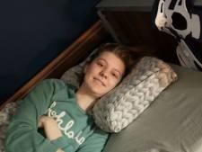 Ernstig zieke Eva heeft tweede operatie nodig, ouders starten weer crowdfunding: 'Ik heb dromen, en die heeft Eva ook'