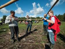 Uitdagende outdooractiviteiten op Scoutinglandgoed Zeewolde