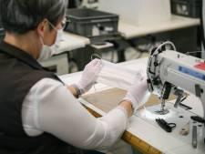 Louis Vuitton se met aussi à la fabrication de masques