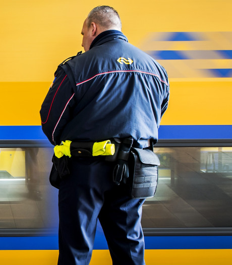 Arnhemmer schopt conducteur in kruis in trein van Zwolle naar Zutphen
