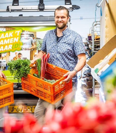 Noodgreep wordt gígasucces: tassenverkopers Ben en Pieter rijden nu met eigen aardappeltrucks rond