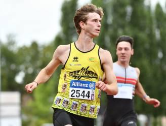 """Eerste nationale titels voor Yoran Deschepper: """"Ik wou vooral uitpakken op de 100m"""""""
