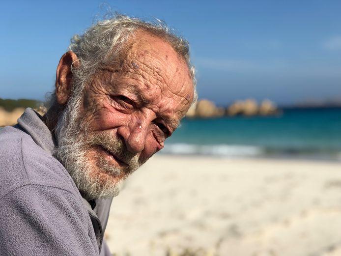 Mauro in 'Dwars door de Middellandse Zee'