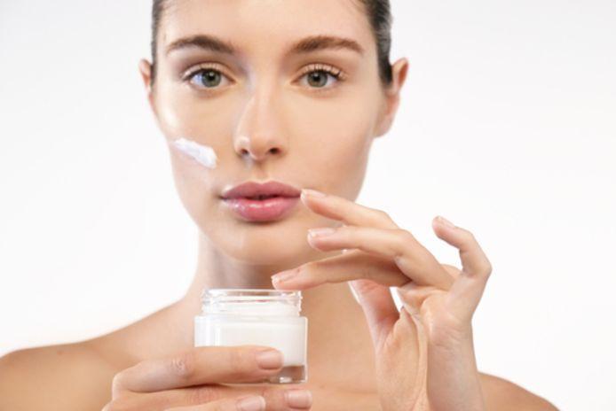 De antirimpelcrème moet nog op mensen worden getest.