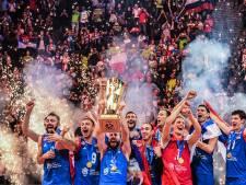 Volleyballers Servië in EK-finale te sterk voor Slovenië