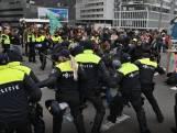 Acht arrestaties bij woonprotest in Rotterdam