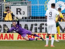Fortuna maakt gehakt van FC Twente en mag dromen van play-offs