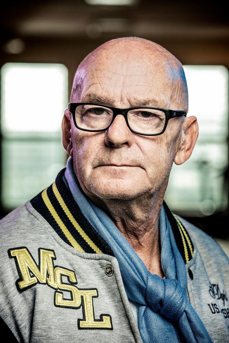 Theo Lammers: 'Je kunt ook een boekhouder voor de deur zetten, maar aan een man als Willem Ruska heb je meer' Beeld Martin Dijkstra