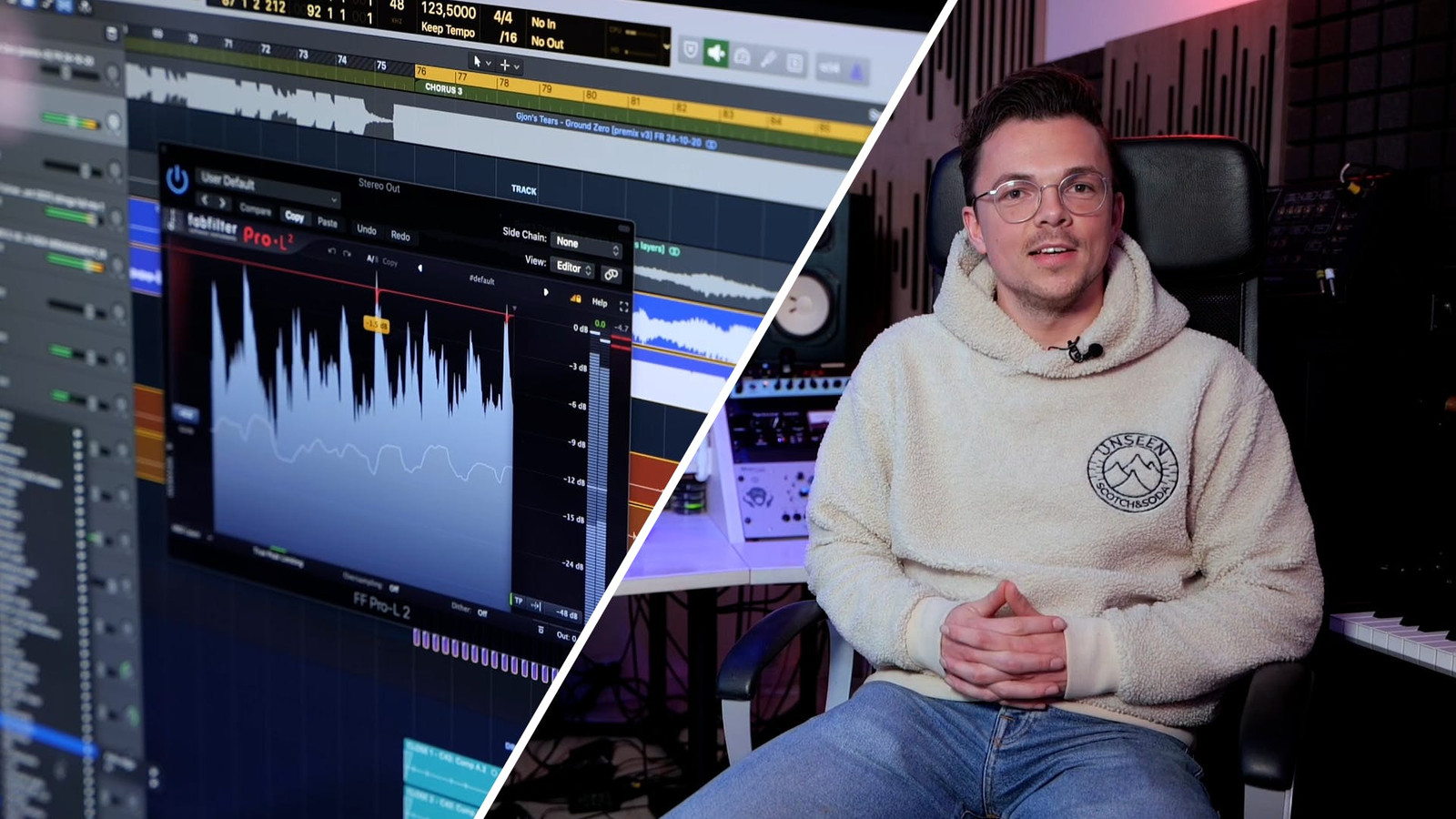 De producer van Duncan Laurence schrijft nu voor Songfestival-inzending Zwitserland. Na zijn succes met Arcade gaat hij de uitdaging nog een keer aan.