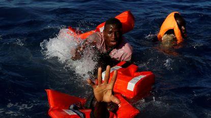 Minder migranten via westelijke en centrale route naar Europa