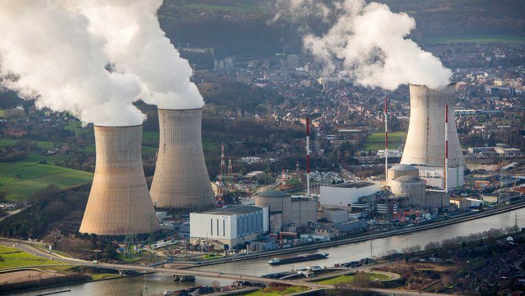 Kerncentrale Tihange in België. Beeld anp