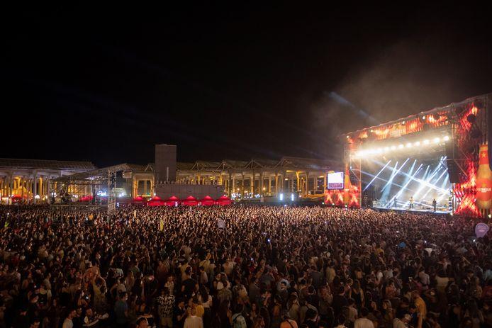 Cruilla Music Festival, Barcelone (10 juillet)