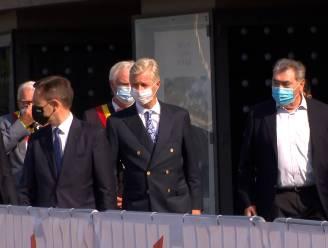 """Eddy en Axel Merckx leiden koning Filip rond op WK wielrennen: """"Hij was erg onder de indruk"""""""
