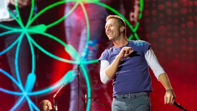 Coldplay slaat Nederland over bij wereldtournee