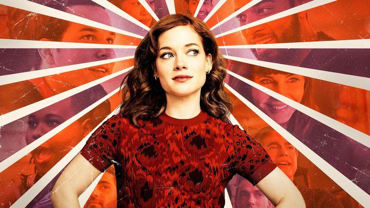 Jane Levy in 'Zoey's Extraordinary Playlist' Beeld TMDB