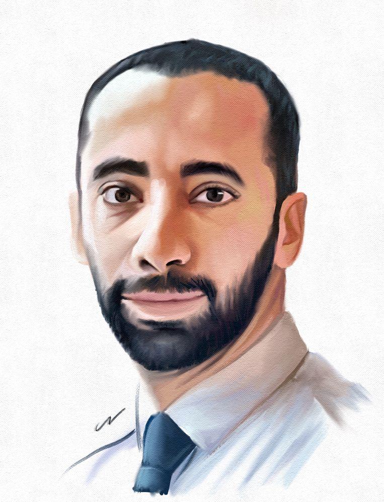 Sammy Mahdi Beeld Studio Caro