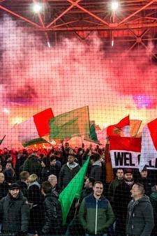 Van Bronckhorst ziet voordelen afsteken fakkels, clubleiding duidelijk niet