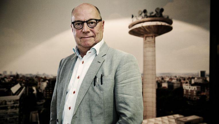 Leo Hellemans, gedelegeerd bestuurder van de VRT. Beeld Tim Dirven