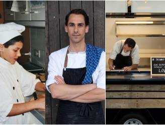 """Alexander (29) start foodtruck-concept Skinny Chef: """"Streetfood opnieuw gezond en sexy maken"""""""