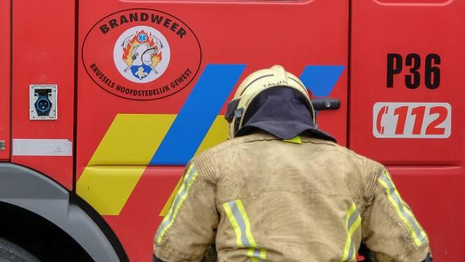 Garagebox brandt uit in Neder-over-Heembeek
