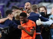 500 supporters dans les tribunes pour le dernier match de la saison du Club de Bruges