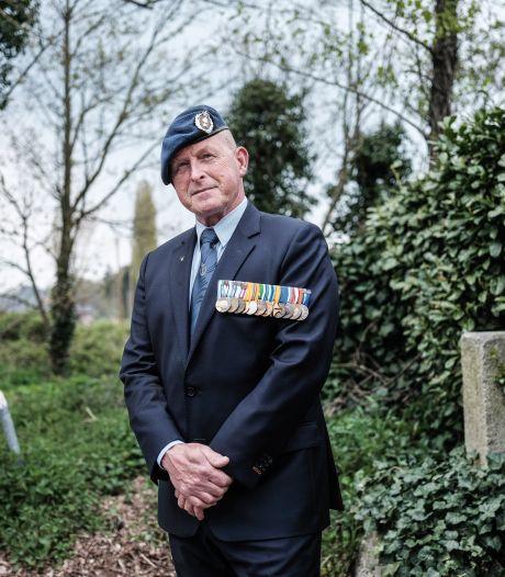 Veteraan Bert van Horen mag de Nationale Dodenherdenking bijwonen: zijn gedachten gaan uit naar Ome Piet