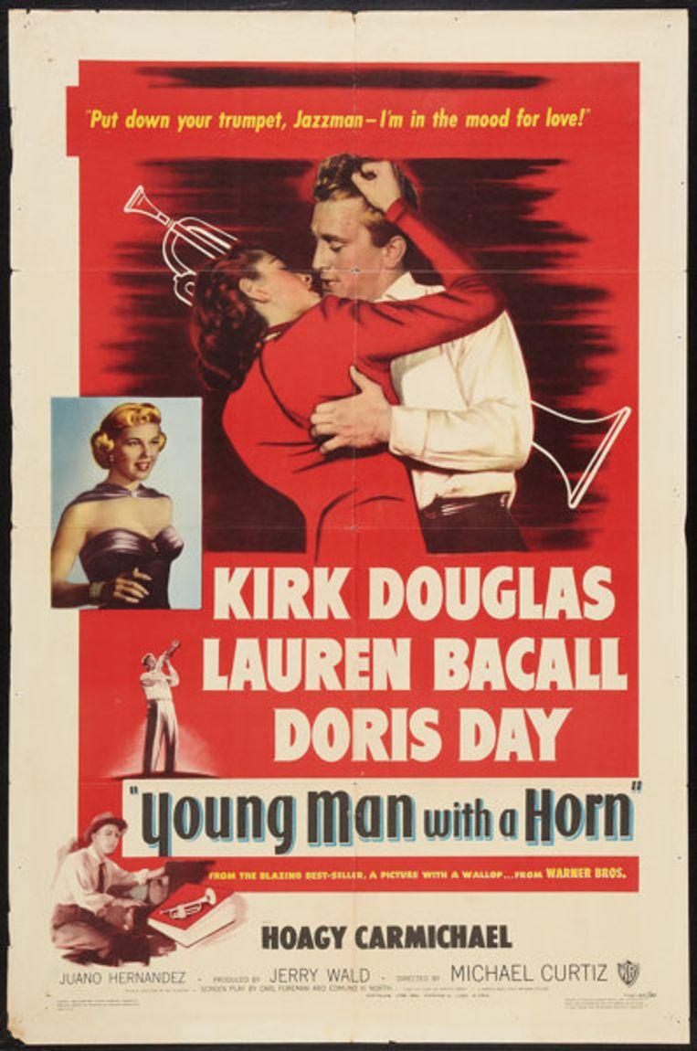 Filmaffiche, 1950. Beeld Warner Bros