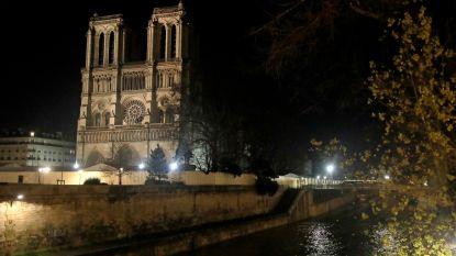 Voor het eerst sinds 1803 geen kerstviering in de Notre-Dame