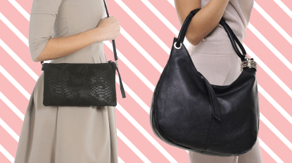 Klein en elegant of stoer en robuust: een zwarte handtas valt nooit uit de toon. Hier vind je de grootste kortingen