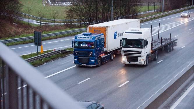 """Les transporteurs belges continuent à frauder: """"Il est grand temps de mettre un terme à ces pratiques"""""""