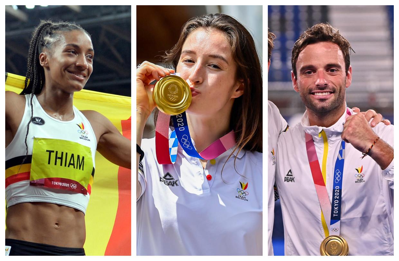 Zevenkamp, de brug met de ongelijke leggers en hockey: de gouden medailles van ons land tot nu toe. Beeld DM