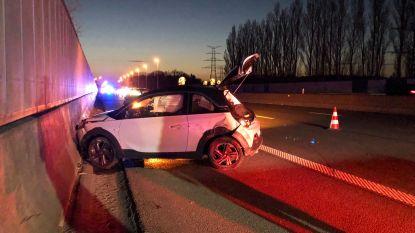 Twee lichtgewonden bij ongeval op E40 in Jabbeke
