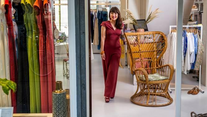 Van uitprobeersel tot groot succes: Carolines vintage kledingmerk is zelfs in Scandinavië te koop