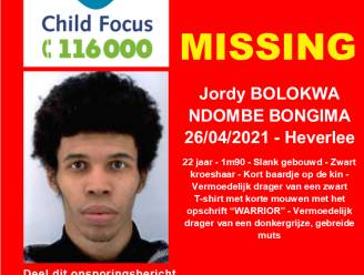 Opsporingsbericht: Wie heeft Jordy (22) gezien?