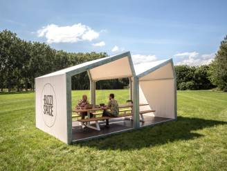 Genieten van de buitenlucht tijdens de werkuren: het eerste outdoor kantoor