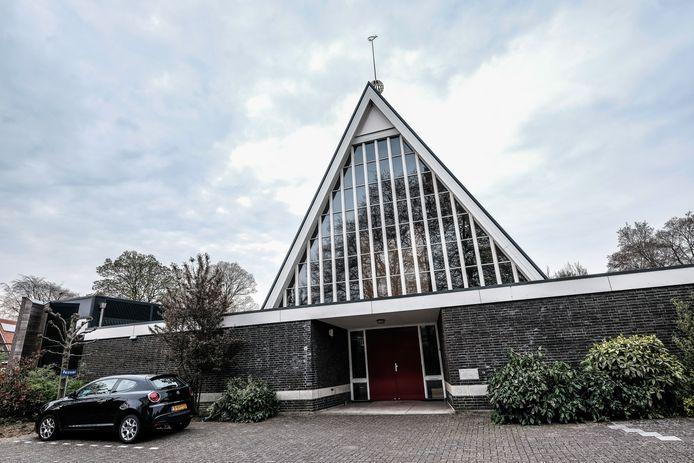 De Goede Herderkerk.