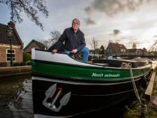 Onbekend oorlogsmonument: Hollanders vluchtten in oorlog met bootje Nooit volmaakt in Schipluiden