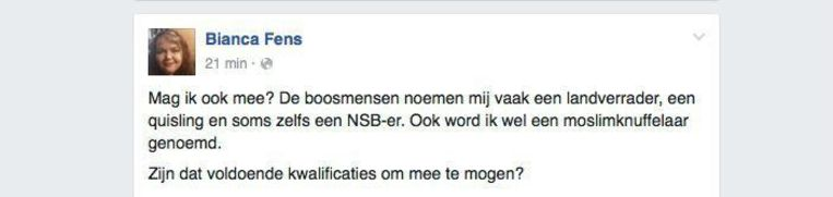 null Beeld screenshot Facebook