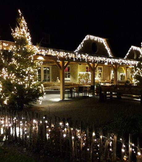 De eerste kerst is voor Den Hemel in Hilvarenbeek geen half werk